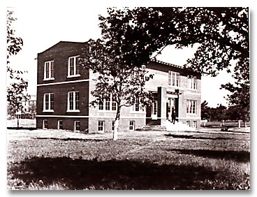 OHC's administration building that today is Bresee Hall