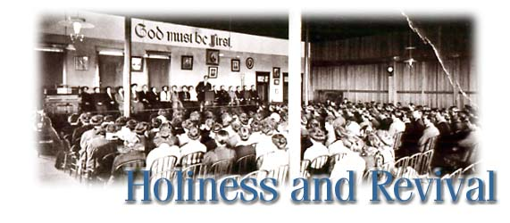 Holiness and Revival
